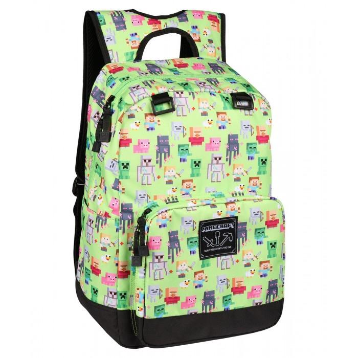 Школьные рюкзаки Minecraft Рюкзак Overworld Sprites