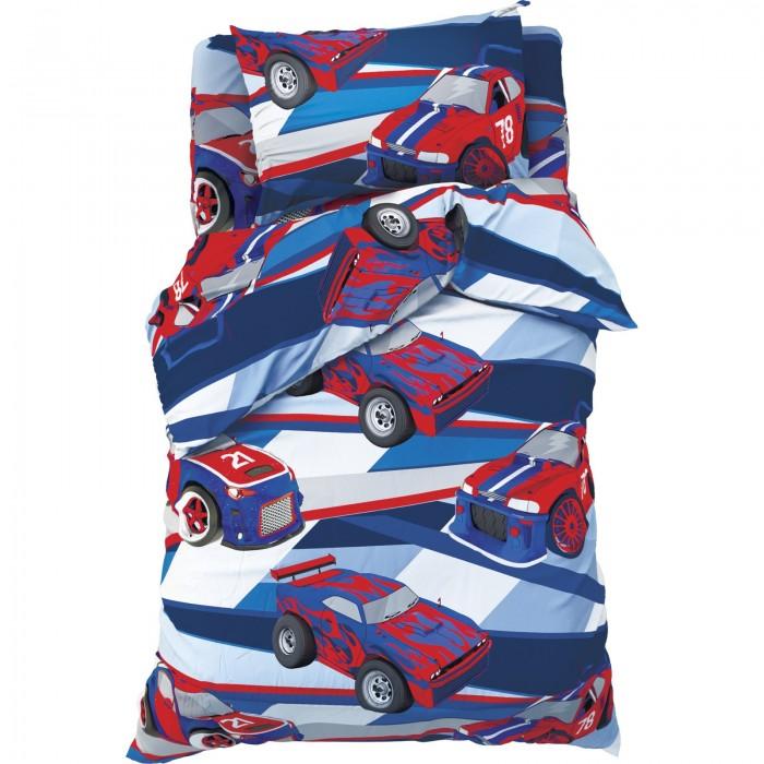 Купить Постельное белье Этелька Супер гонки 1.5-спальное (3 предмета) в интернет магазине. Цены, фото, описания, характеристики, отзывы, обзоры