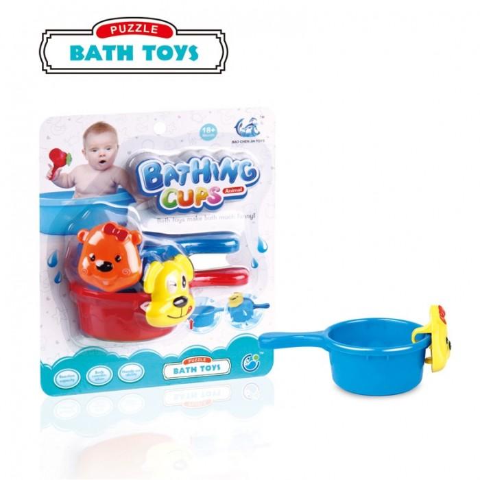 Купить Наша Игрушка Набор для купания Ковшики (4 предмета) в интернет магазине. Цены, фото, описания, характеристики, отзывы, обзоры