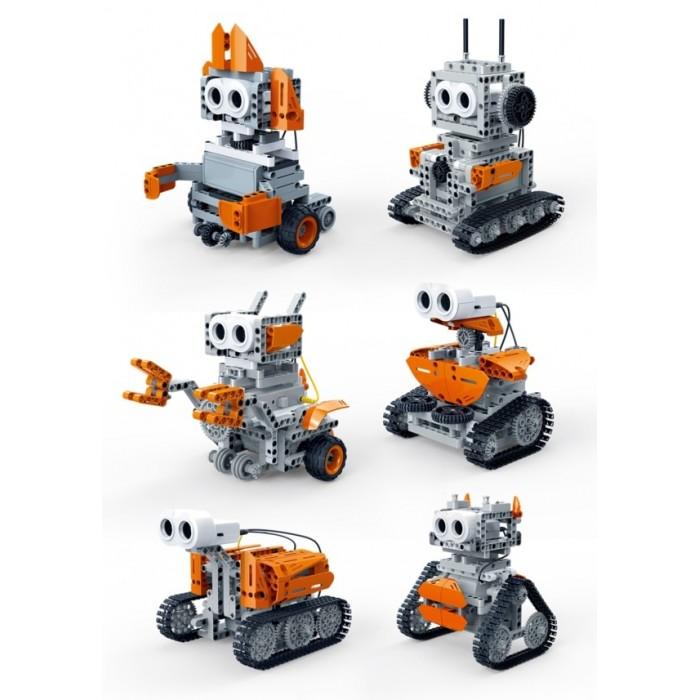 Конструктор BanBao электронный Ультразвуковые роботы 6 в 1 6917