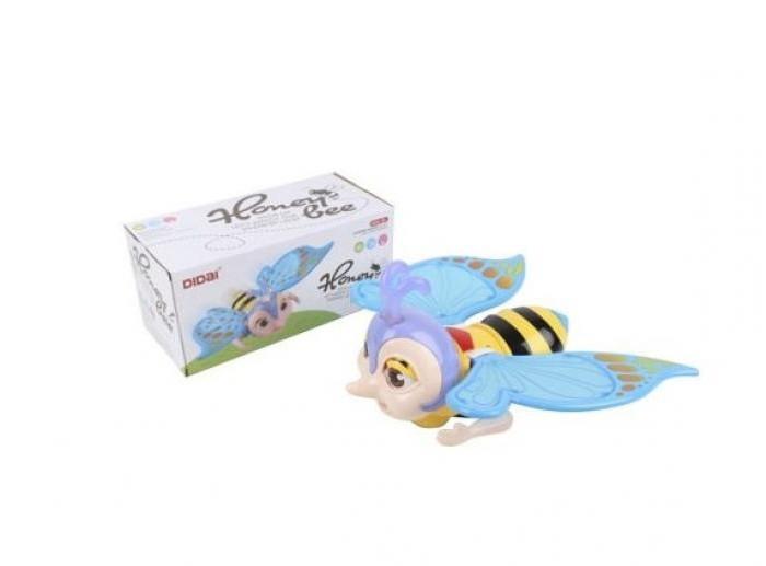 Электронные игрушки Наша Игрушка Пчелка музыкальная