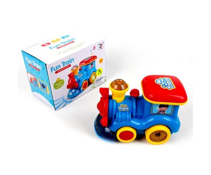 Электронные игрушки Наша Игрушка Электронная игрушка Паровозик игрушка