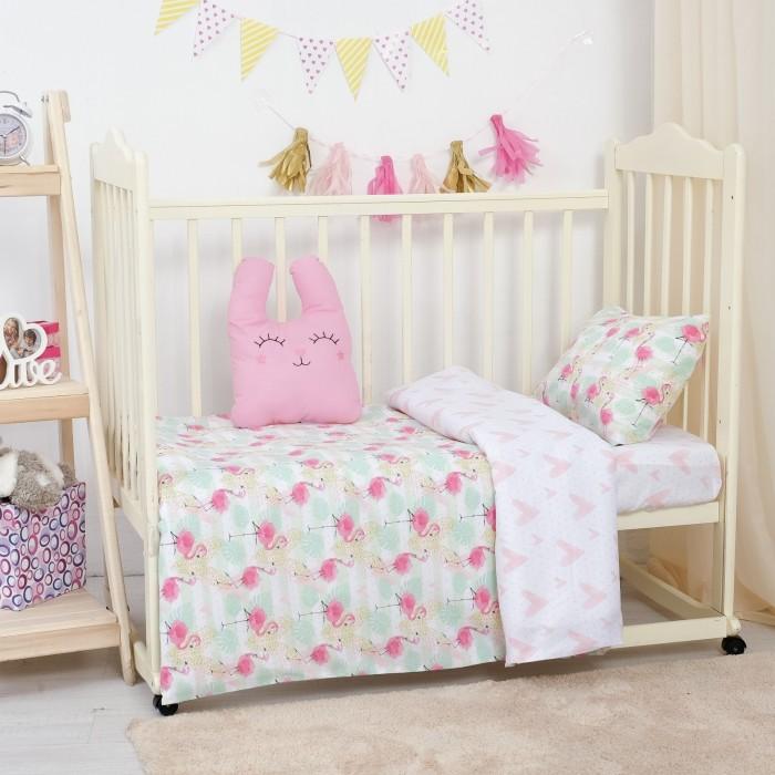 Постельное белье Крошка Я Бейби Розовые сны (3 предмета)