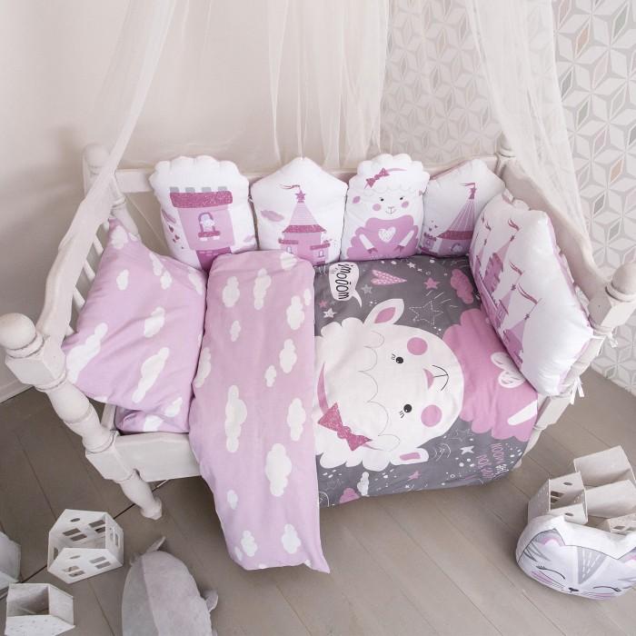Постельное белье Крошка Я Little star (3 предмета) постельное белье крошка я принцесса тиффани 3 предмета