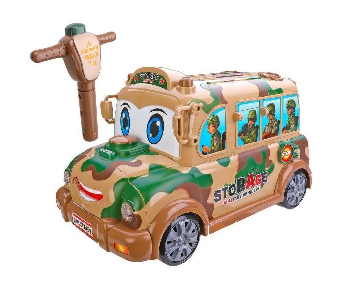 Купить Каталка Наша Игрушка Машинка с игровым набором Армия в интернет магазине. Цены, фото, описания, характеристики, отзывы, обзоры