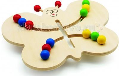 Деревянная игрушка Мир деревянных игрушек (МДИ) Лабиринт-Бабочка