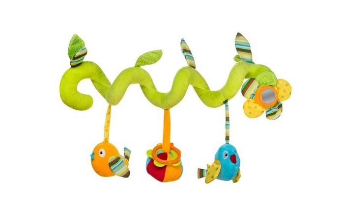 Подвесные игрушки, Подвесная игрушка BabyOno Спиралька Птички  - купить со скидкой
