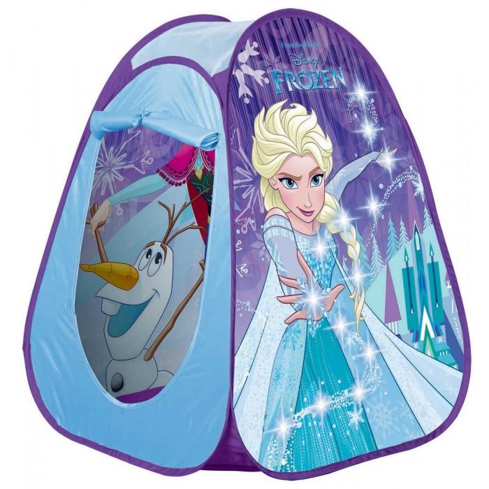 John Игровая палатка с подсветкой Холодное сердце 85х85х95 см