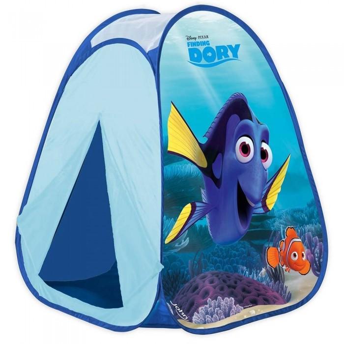 John Игровая палатка В поисках Дори самораскладывающаяся 85х85х95 см