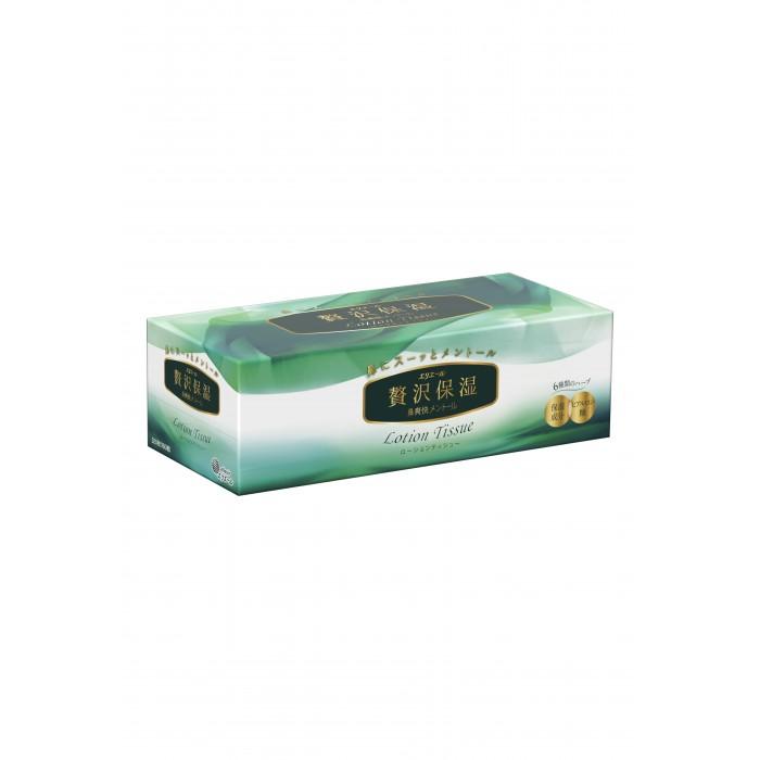 Купить Elleair Салфетки бумажные Lotion Tissue Herbs (2 слоя) в коробке 160 шт. в интернет магазине. Цены, фото, описания, характеристики, отзывы, обзоры