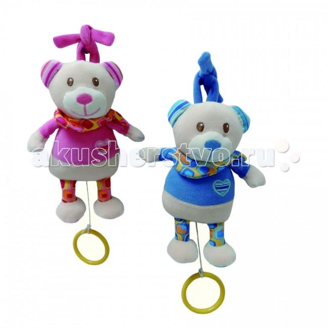 Подвесные игрушки I-Baby Мишка игрушки подвески amico развивающая игрушка подвеска джунгли
