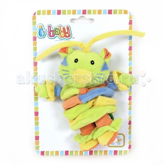 Подвесные игрушки I-Baby музыкальная Дружок из джунглей подвесные игрушки i baby сова