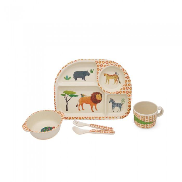 Купить Bambooki Бамбуковая посуда для детей Африка в интернет магазине. Цены, фото, описания, характеристики, отзывы, обзоры