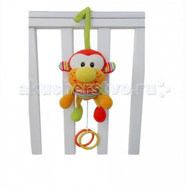 Подвесные игрушки I-Baby Обезьяна игрушки подвески amico развивающая игрушка подвеска джунгли