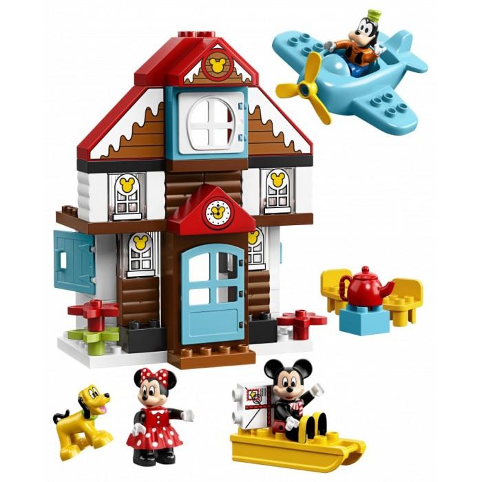 Конструктор Lego Duplo Disney TM Летний домик Микки  - купить со скидкой