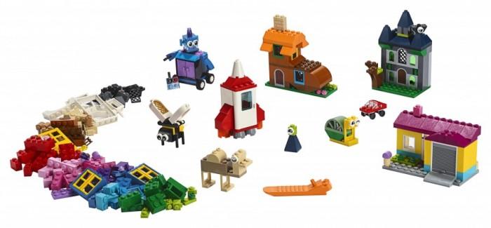 Купить Конструктор Lego Classic Набор для творчества с окнами