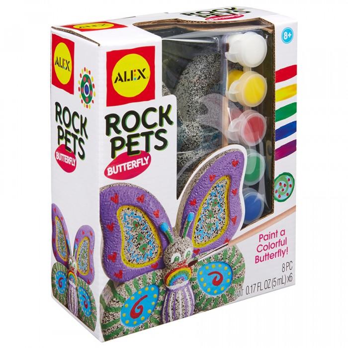 Купить Alex Набор Раскрась бабочку в интернет магазине. Цены, фото, описания, характеристики, отзывы, обзоры