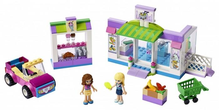 Купить Конструктор Lego Friends Супермаркет Хартлейк Сити