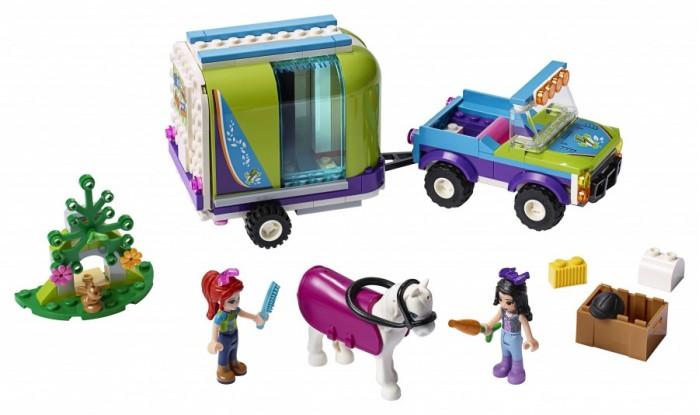 Lego Lego Friends Трейлер для лошадки Мии