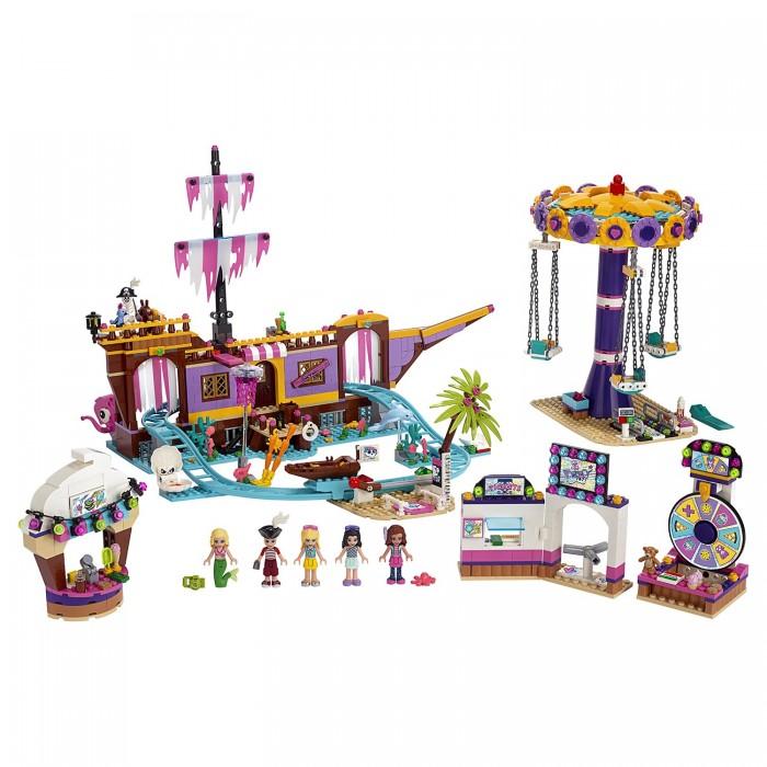 Конструктор Lego Friends Прибрежный парк развлечений фото