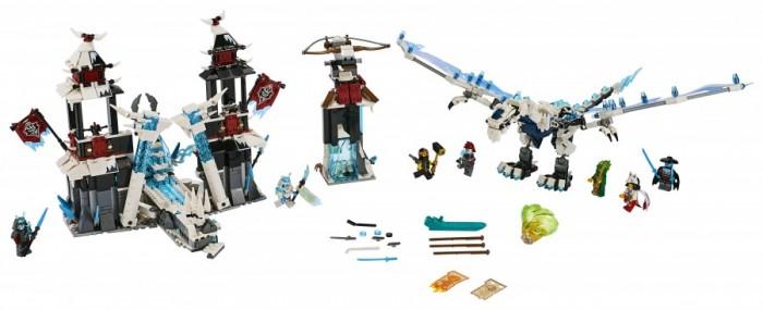 Конструктор Lego Ninjago Замок проклятого императора