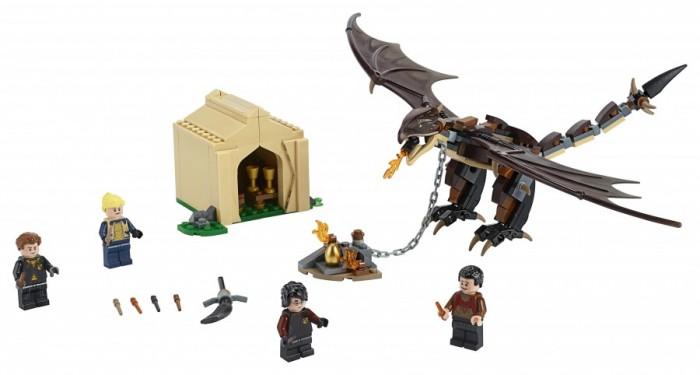 Конструктор Lego Harry Potter TM Турнир трёх волшебников: венгерская хвосторога