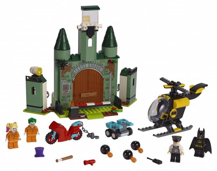 Lego Lego Super Heroes Бэтмен и побег Джокера конструктор lego dc super hero girls харли квинн спешит на помощь 41231