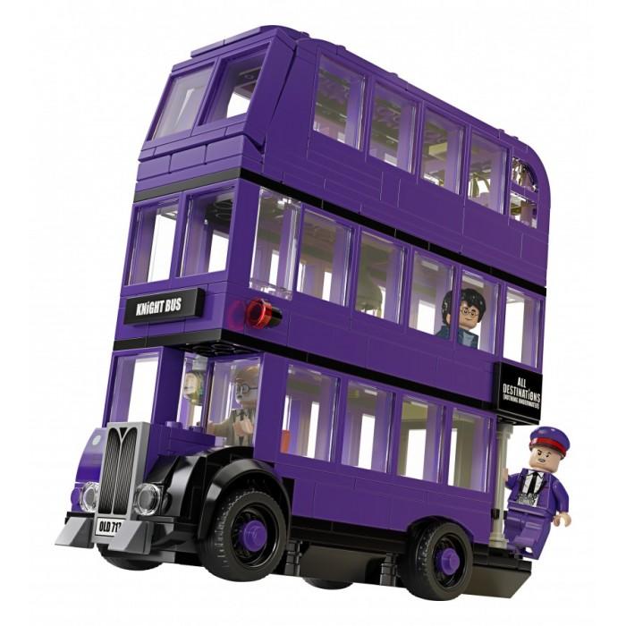 Конструктор Lego Harry Potter TM Автобус Ночной рыцарь фото