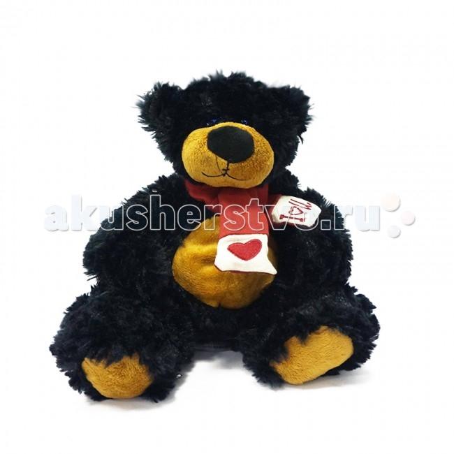 Фото - Мягкие игрушки Maxitoys Luxury Медведь Блейк 35 см медведь блейк