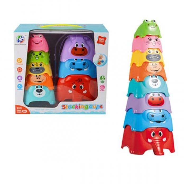 Развивающие игрушки Наша Игрушка Пирамидка детская 33 см недорого