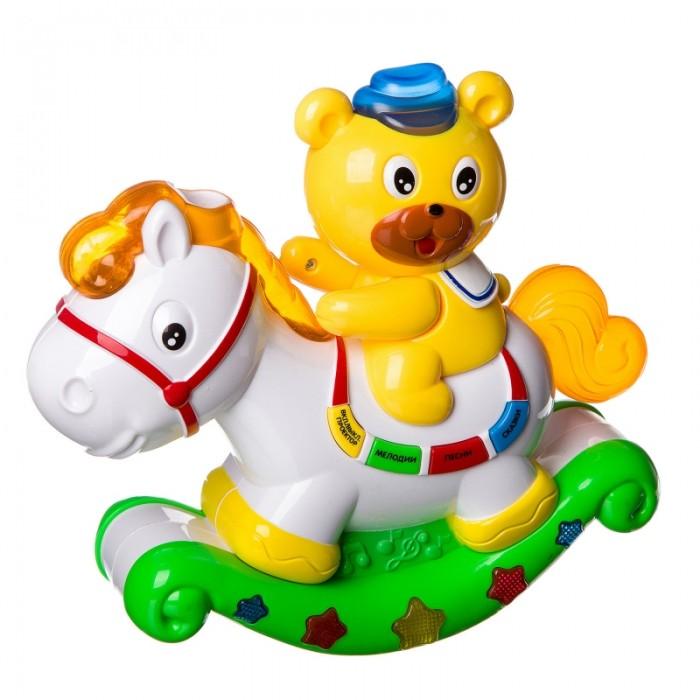 Купить Электронные игрушки, Наша Игрушка Электронная игрушка Медвежонок и лошадка