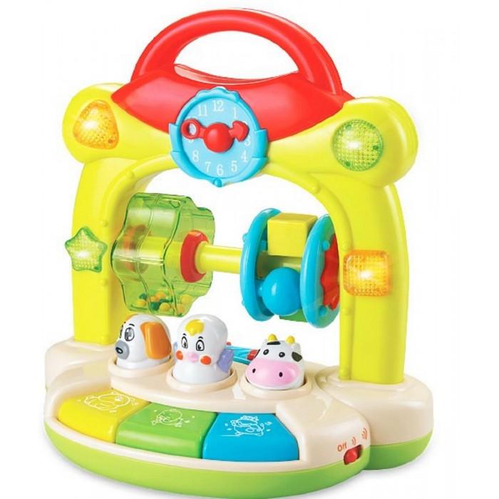 Наша Игрушка Электронная игрушка Веселые нотки Умный Я