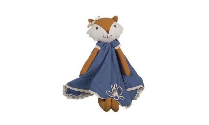 Купить Мягкие игрушки, Мягкая игрушка Bonikka Мягконабивная кукла лиса Luca 50 см