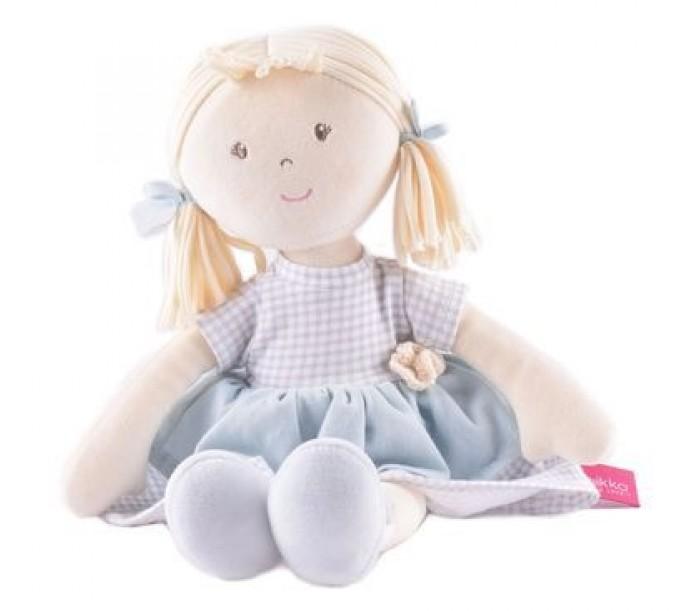 Мягкая игрушка Bonikka Мягконабивная кукла Neva 40 см в подарочной упаковке