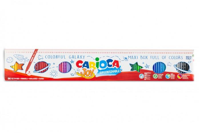 Фломастеры Carioca Joy 31 цвет 96 шт.