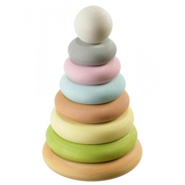 Развивающие игрушки Букарашка Пирамидка Кругляшка недорого