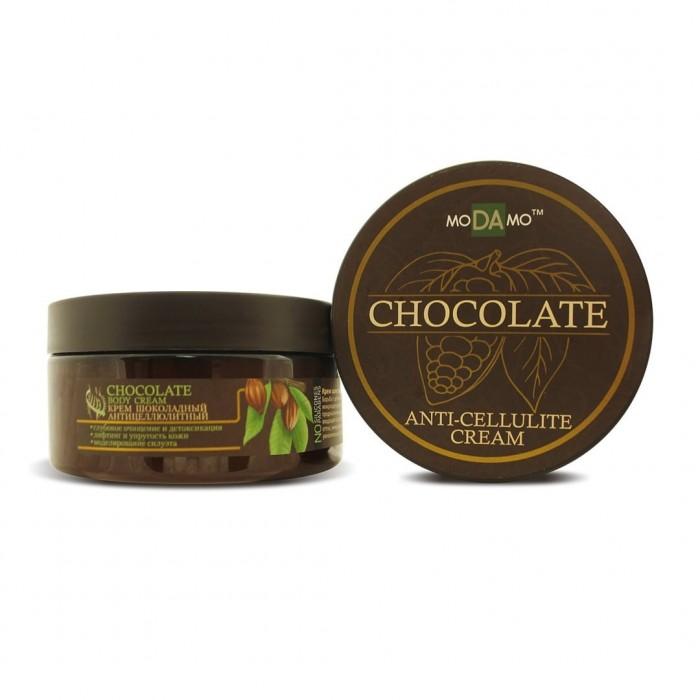 Купить MoDAmo Крем для тела антицеллюлитный Шоколадный 200 мл в интернет магазине. Цены, фото, описания, характеристики, отзывы, обзоры