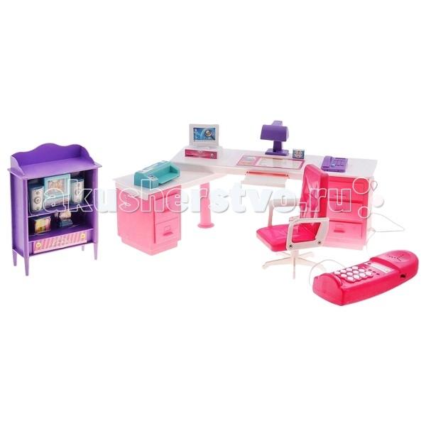 Play Smart Набор мебели Уютный дом Офис