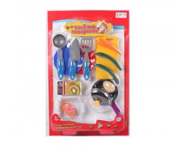 Игровые наборы Play Smart Кухонные принадлежности и муляжи Веселый поваренок Р41346
