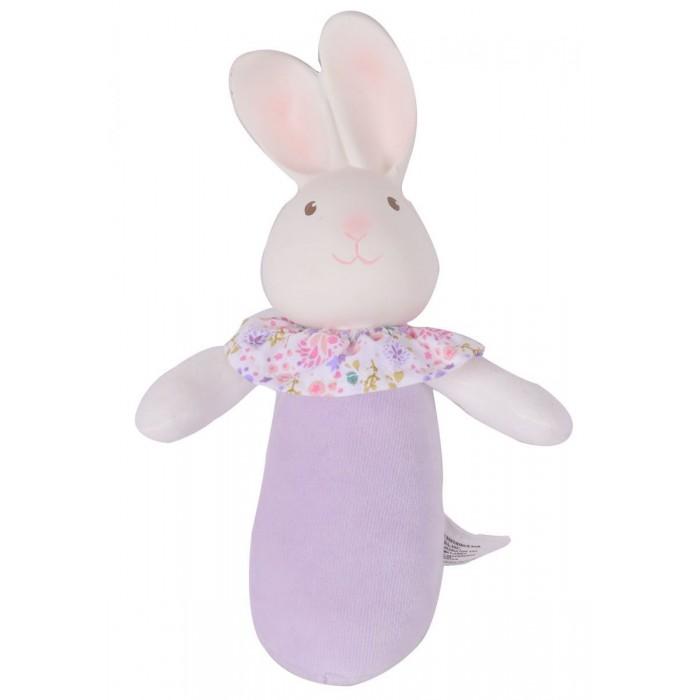 Мягкая игрушка Meiya & Alvin Мягконабивная пищалка Зайка Havah 17 см