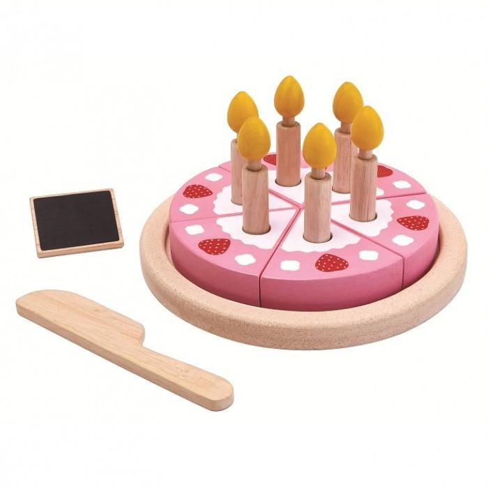 Ролевые игры, Plan Toys Игровой набор Торт  - купить со скидкой