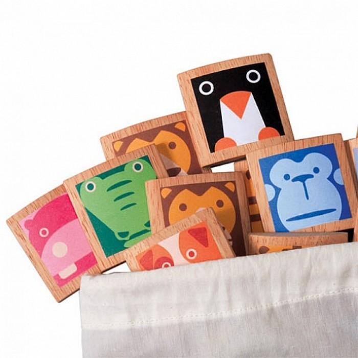 Деревянная игрушка Plan Toys Игра Мемори