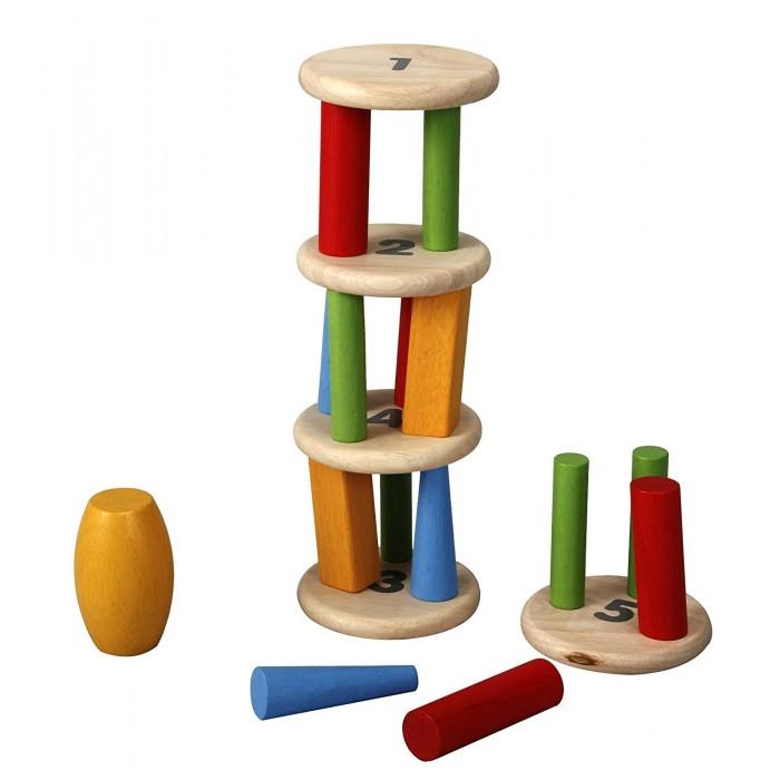 Деревянная игрушка Plan Toys Башня Тумблинг