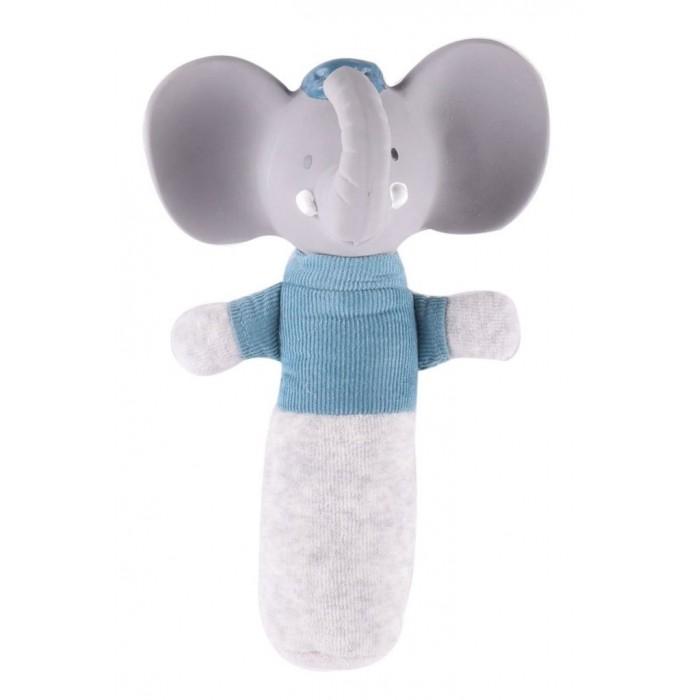 Картинка для Мягкая игрушка Meiya & Alvin Мягконабивная пищалка Слоник Alvin 17 см