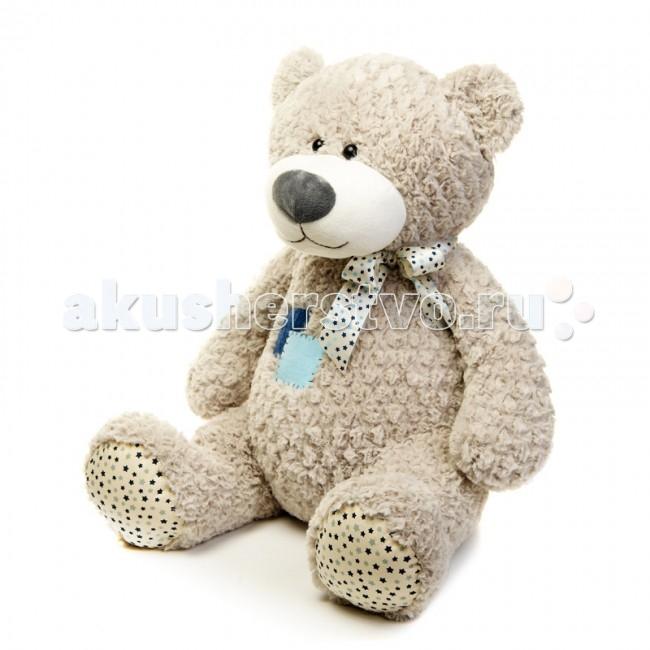 все цены на Мягкие игрушки Maxitoys Luxury Мишка Жорик 70 см в интернете