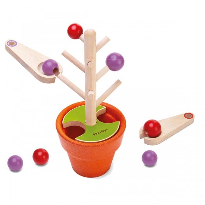 Деревянная игрушка Plan Toys Развивающая игра Собери ягоды