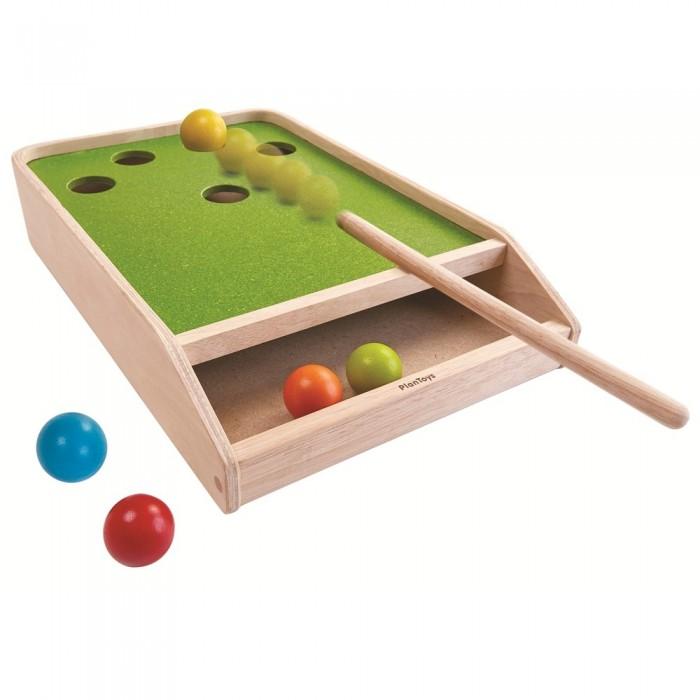 Настольные игры Plan Toys Настольная игра Бильярд