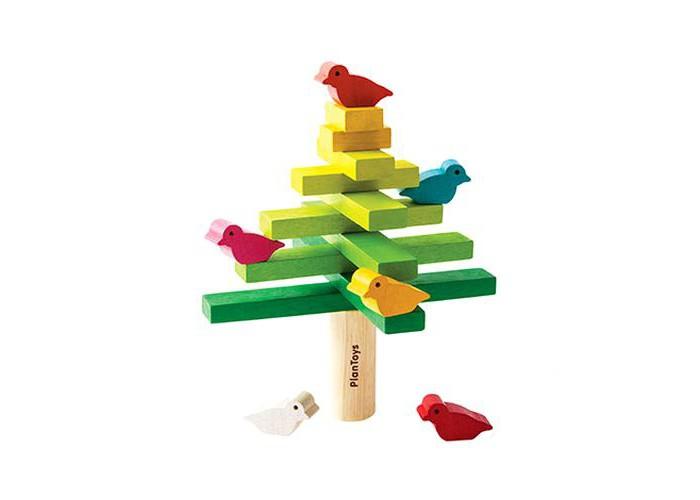 Деревянная игрушка Plan Toys Головоломка Балансирующее дерево