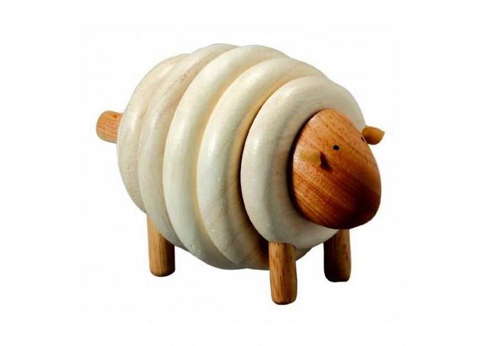 Деревянные игрушки Plan Toys Овечка plan toys верстак разноцветный