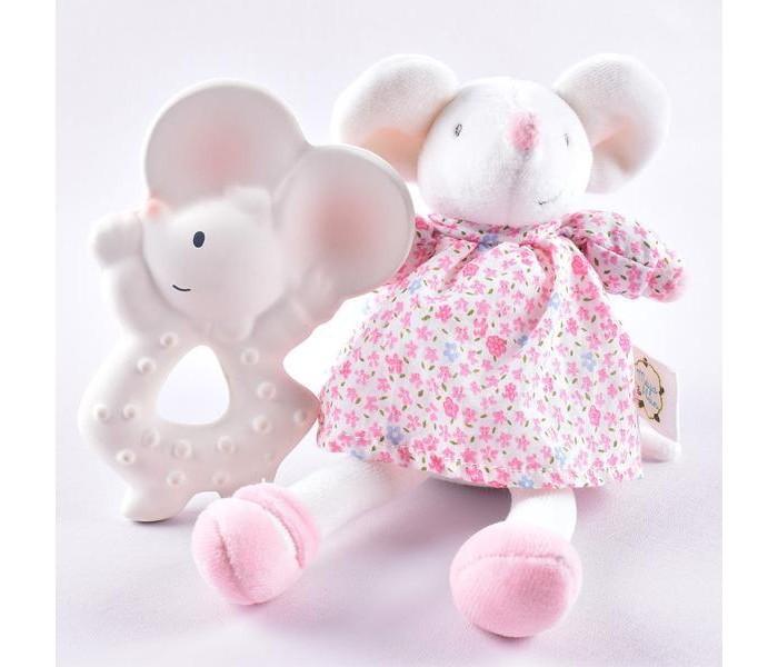 Купить Meiya & Alvin Подарочный набор Мышка Meiya прорезыватель и мягкая игрушка в интернет магазине. Цены, фото, описания, характеристики, отзывы, обзоры